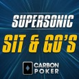Carbon Poker Launches New Supersonic Sit & Go Games