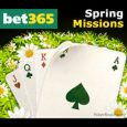 Win a Trip to Las Vegas in Bet365 Poker's Spring Missions