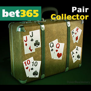 Pair Collector at Bet365 Poker