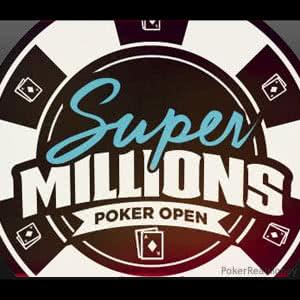 Ignition Super Millions Poker Open