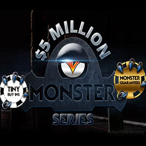 Monster Series at Party Poker
