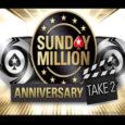 PokerStars $10m GTD Sunday Million 12th Anniversary Take 2