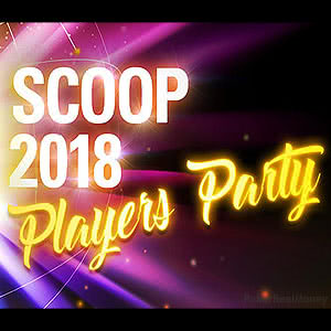 PokerStars SCOOP 2018 Players Party